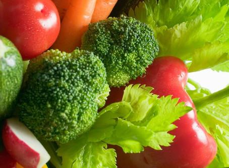 Sepa como extender la vida útil de frutas y verduras
