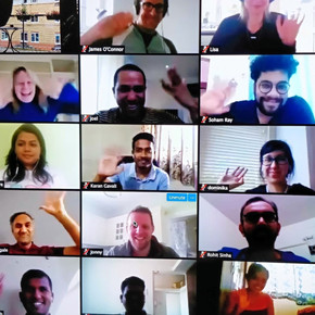 Tools & top tips for remote workers from a global team