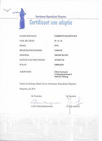 Adoption-Certificate-Elliott-R.-Corbett-