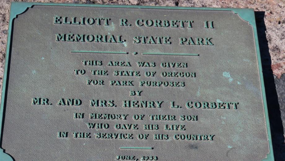 Elliot R. Corbett II State Memorial Park