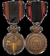 POW Medal 1940 - 1945