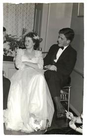 Ellen & Elliot, party 1942