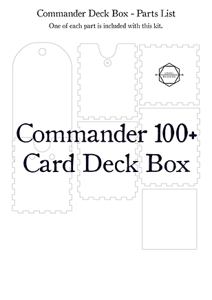 Commander deck box - Parts list.png