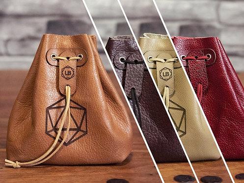 Customizable Leather Bag