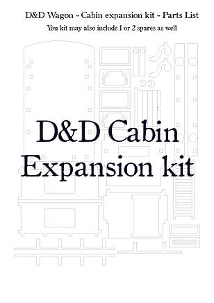 Wagon - Cabin expansion kit Parts List.p