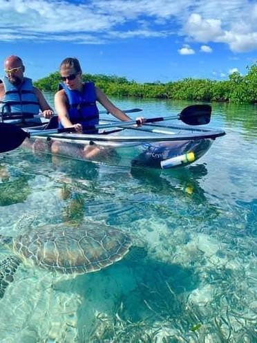 Clear Kayak Tours & Rentals