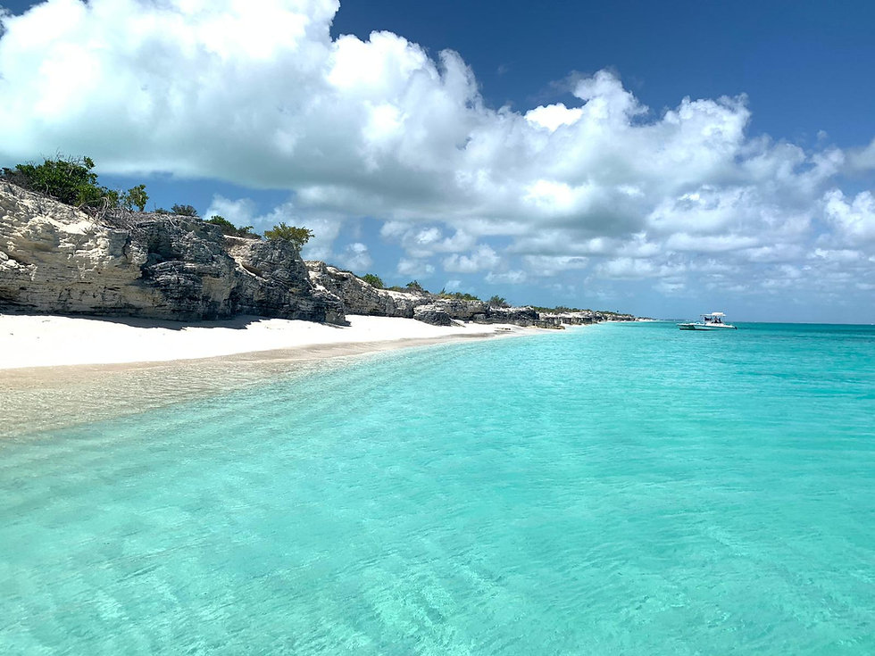 Big Water Cay Turks and Caicos