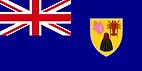 turks and caicos national Flag