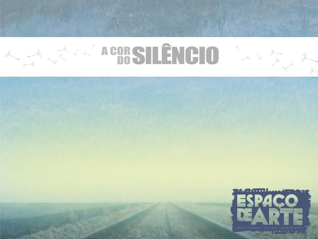 A cor do silencio