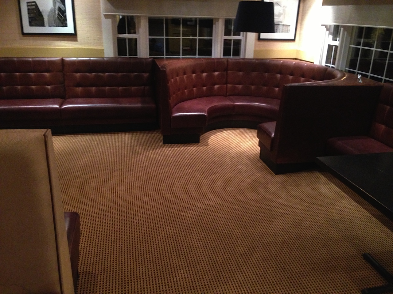 Commercial Carpet & Blind - Cafe Routier, Westbrook