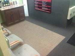 Shaw Carpet Tile - Oceanside Auto, Old Saybrook