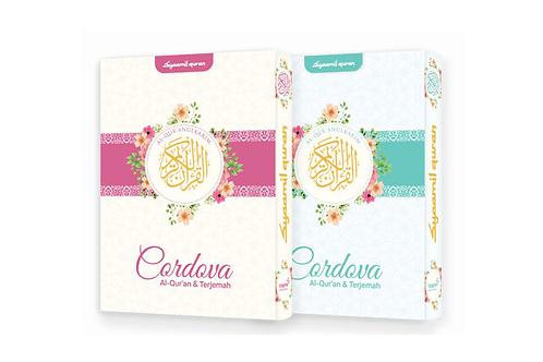 Cordova Al Qur'an Wanita Terjemah (A5)