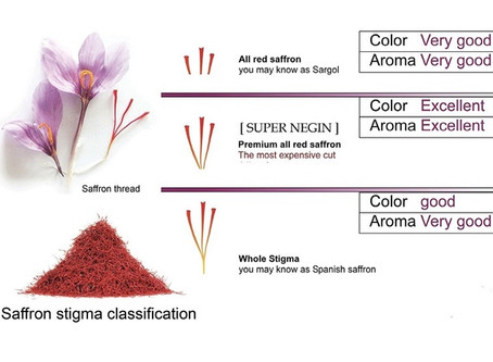 Knowing your Persian Saffron