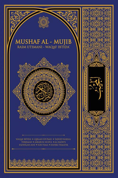 Mushaf Al-Mujib  Rasm Utsmani - Waqaf Ibtida'