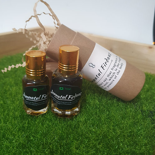 Jannatul Firdaus ~ The Guidance Perfume