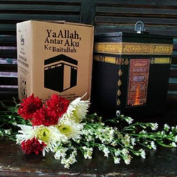 Saving Box Ka'abah