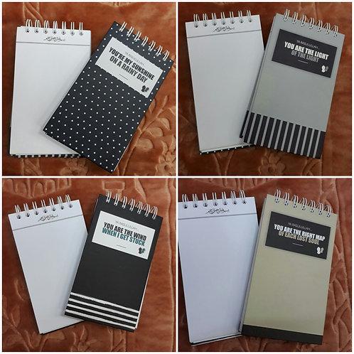 Ya Rasulullah Notepad series
