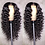"Thumbnail: Brazilian Loose Deep Wave Lace Frontal  Wig 14"""