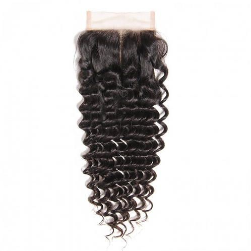Deep Wave Laced Closure