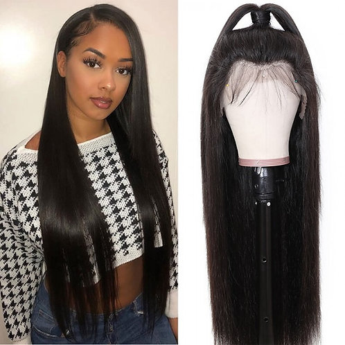 """Straight Lace Frontal  Wig 20"""""""
