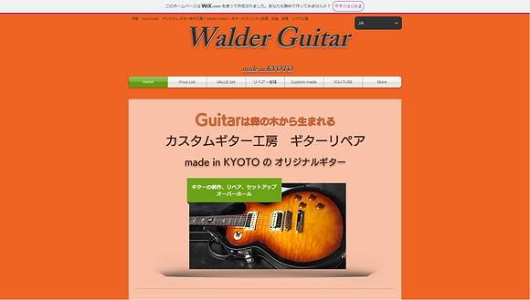 Walder Guitar
