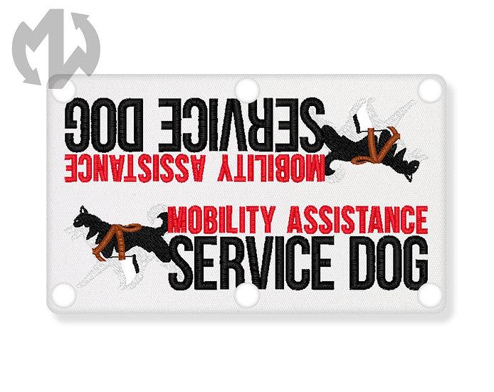 Mobility Assistance Siberian Husky