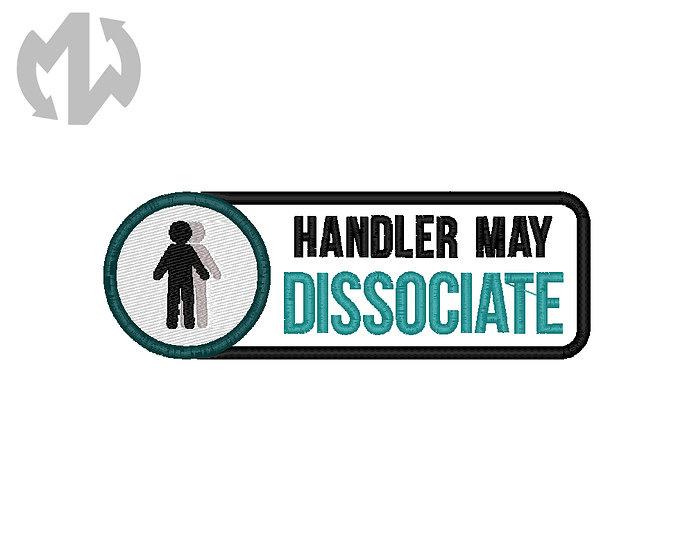 Visible Disabilities - Dissociate