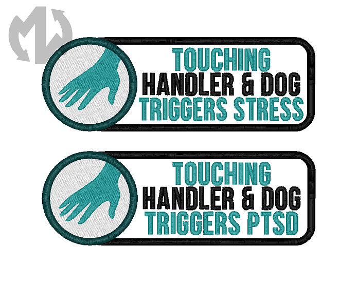 Visible Disabilities - Touching Triggers Handler