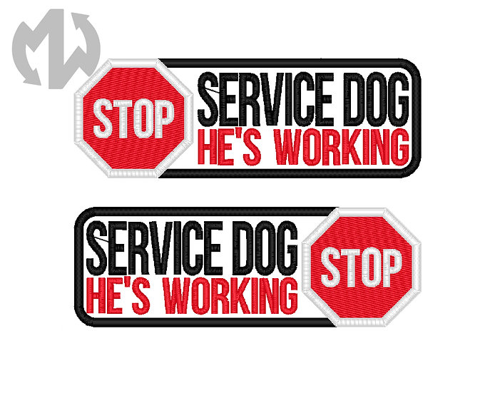 STOP He's Working