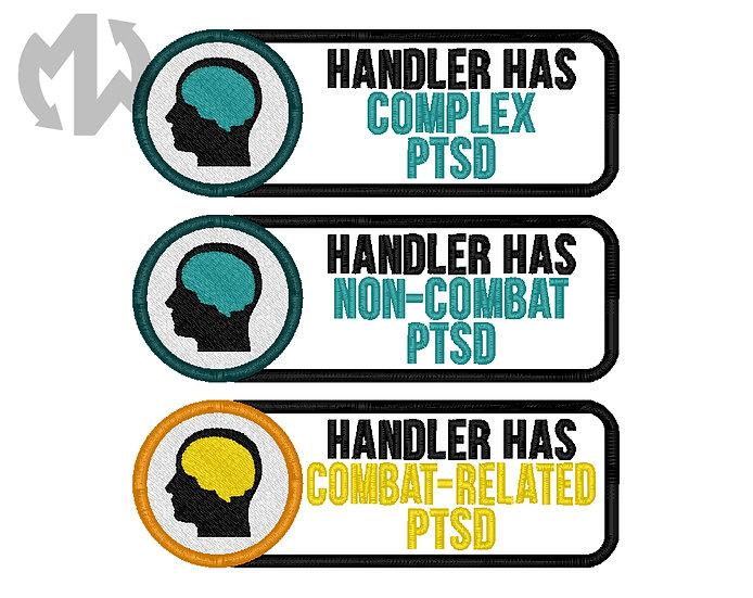 Visible Disabilities - PTSD