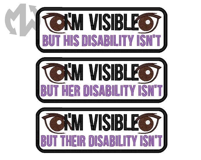 I'm Visible