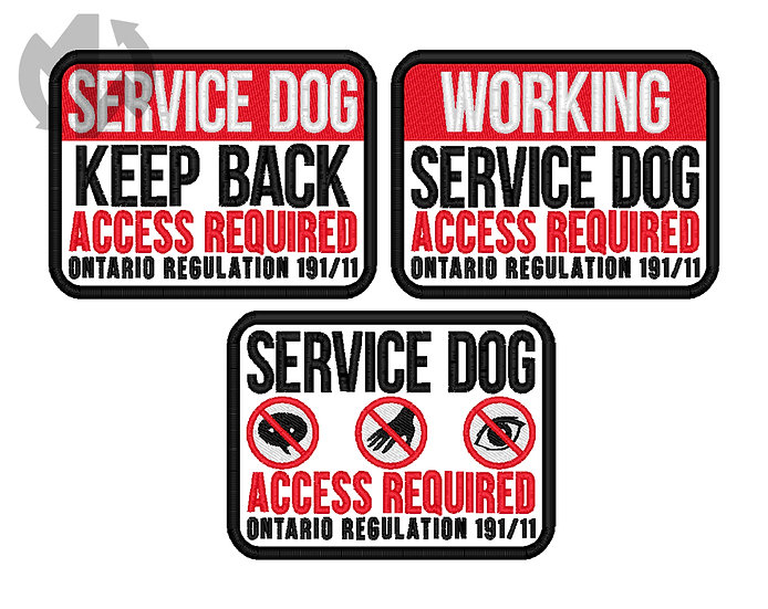 Access Required O.Reg 191/11