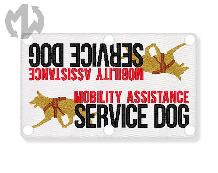 Mobility Assistance German Shepherd