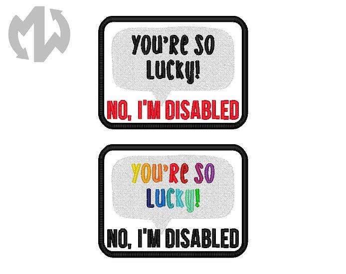 You're So Lucky!