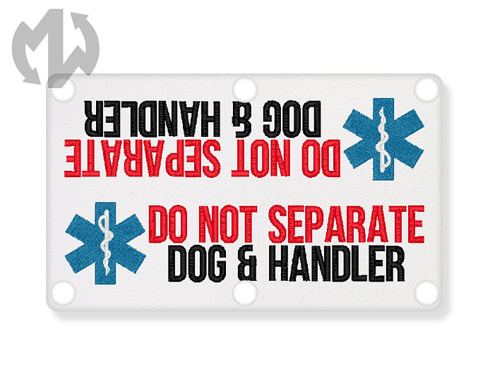 Do Not Separate w/ Star of Life