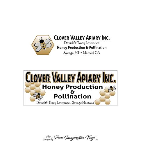 Clover Valley Logo