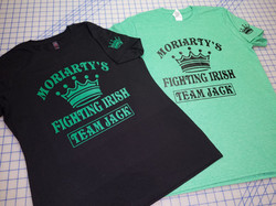 Custom Designed Team Shirts