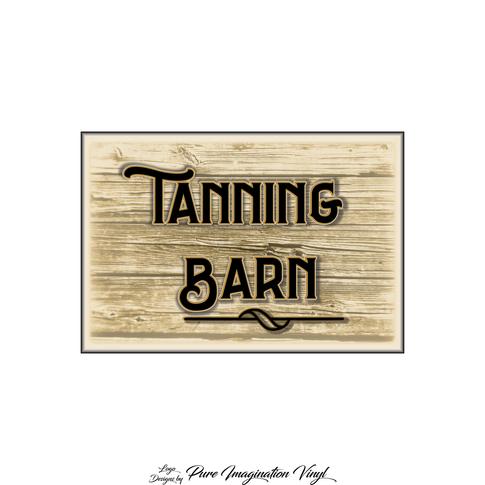 Tanning Barn Logo