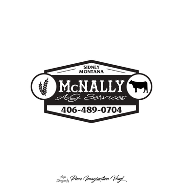 McNalley AG Services Logo
