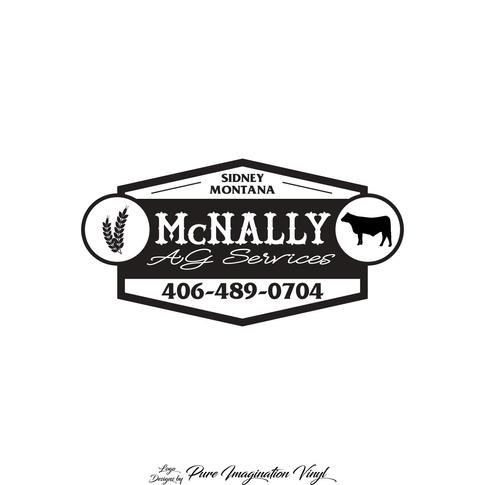 McNalley AG Services Logo