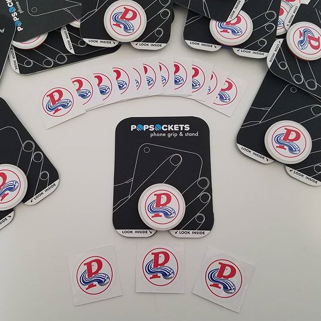 Richland Rangers Tagged Popsockets