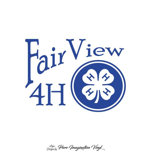 Fairview 4H Logo