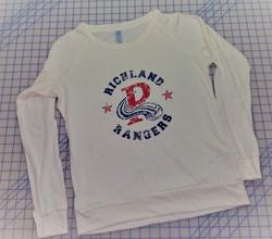 Rangers Vintage Design