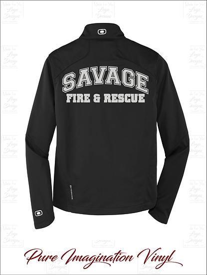 Savage Volunteer Fire Dept. Jacket 2020