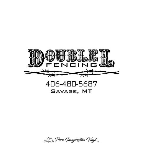 Double L Fencing Logo