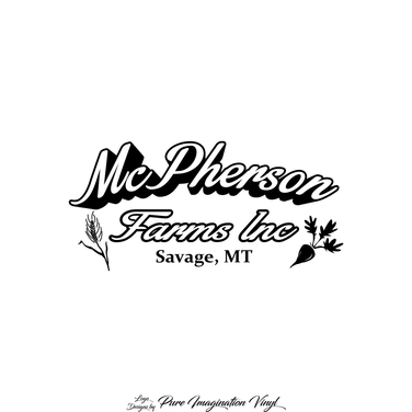 McPherson Farms Logo