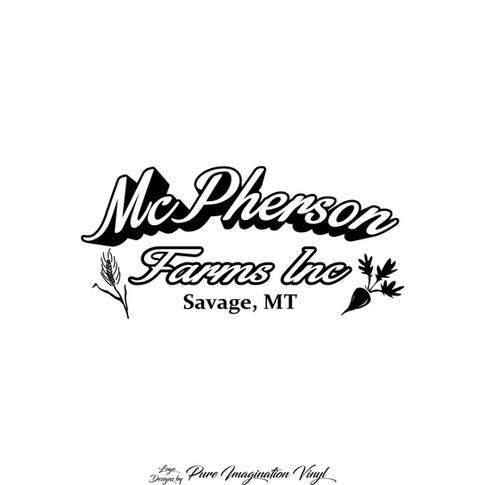 McPherson Farms Logo