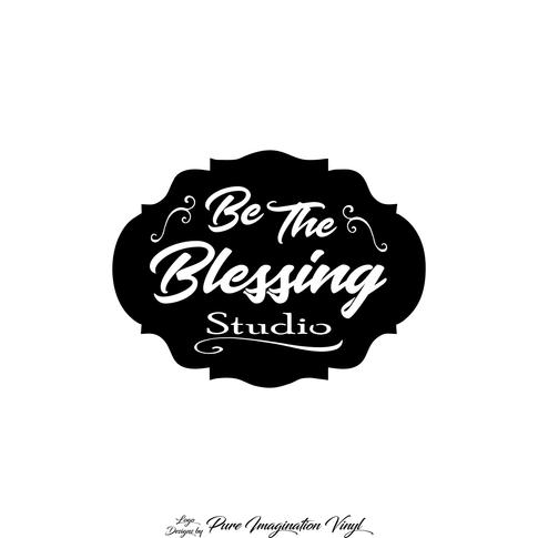 Be The Blessing Studio Logo.