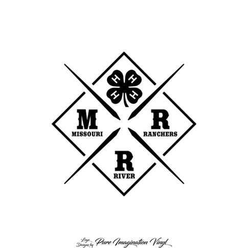 Missouri River Ranchers 4-H Logo