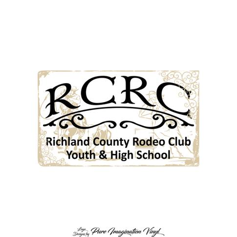Richland County Rodeo Club Logo